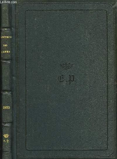 Le Moniteur des Dames et des Demoiselles. 1855, 10ème année.