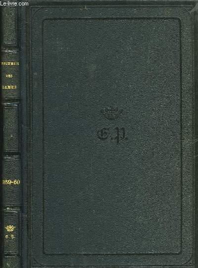 Le Moniteur des Dames et des Demoiselles. Années 1859 - 1860