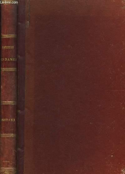 Le Moniteur des Dames et des Demoiselles. Années 1862 - 1863