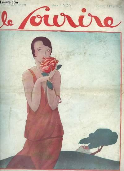 Le Sourire n°471, 29ème année : Rose ro se Rose rouge.
