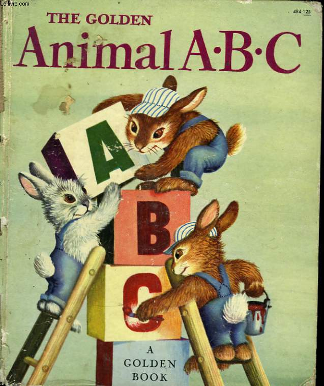 The Golden Animal ABC