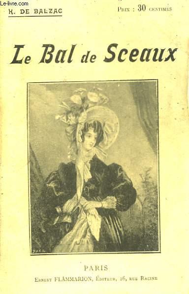 Le Bal de Sceaux.