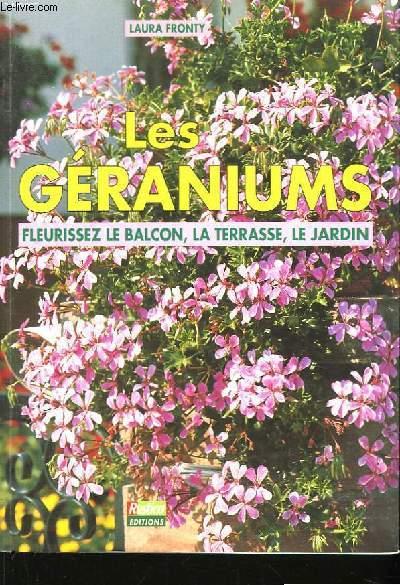 Les Géraniums.