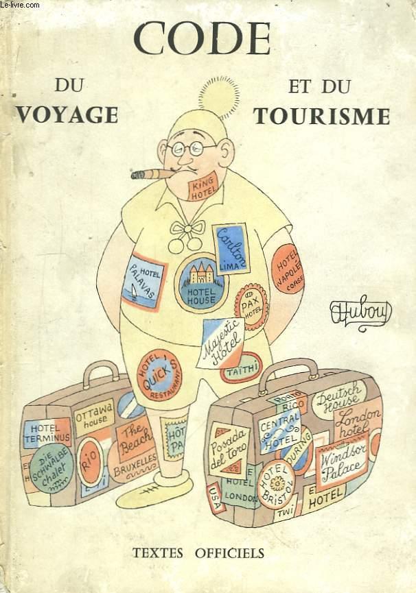 Code du voyage et du tourisme