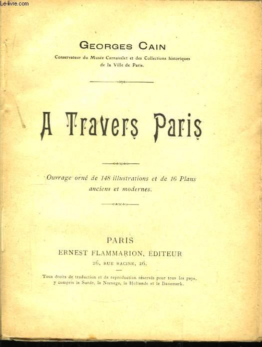 A Travers Paris.