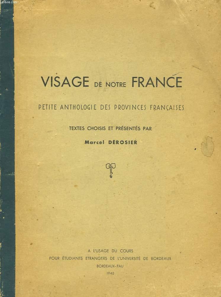 Visage de notre France.