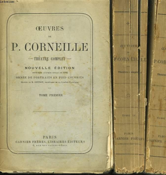 Oeuvres de P. Corneille. TOME III