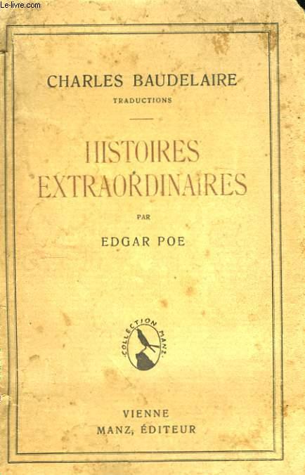 Histoires Extraordinaires.