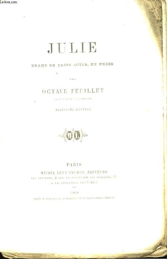 Julie.
