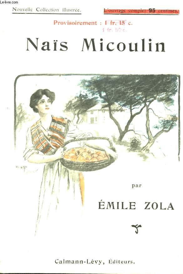 Naïs Micoulin.