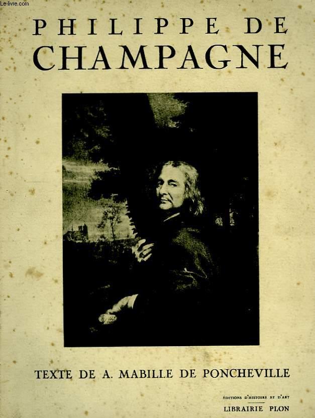 Philippe de Champagne.