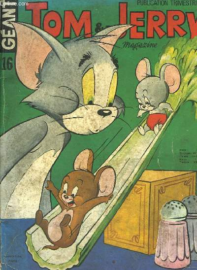 Tom et Jerry n°16.
