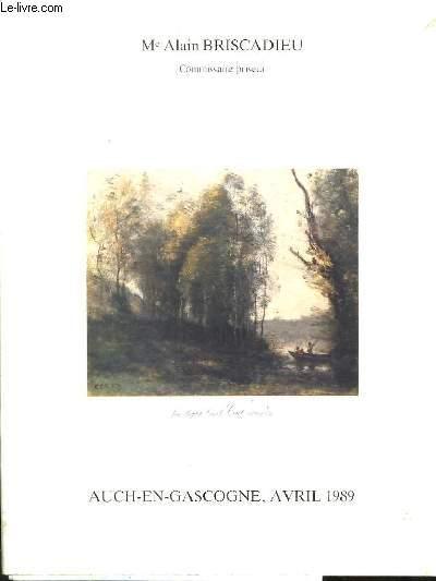 Catalogue de vente aux Enchères Publiques, de tableaux anciens, modernes et contemporains; de dessins anciens et modernes ....