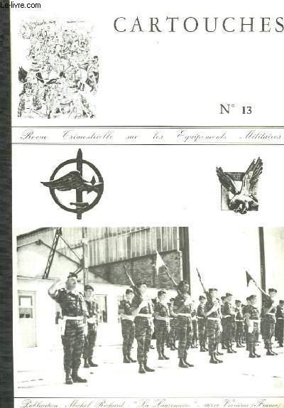 Cartouches n°13