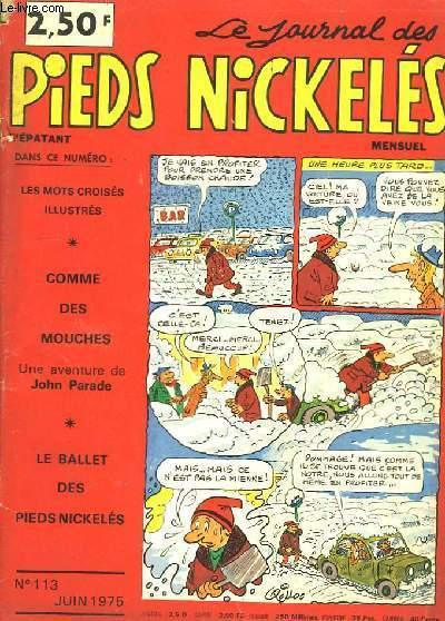 Le journal des Pieds Nickelés n°113