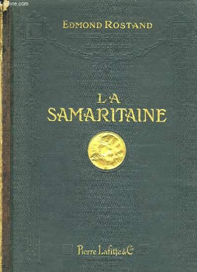 La Samaritaine.