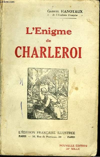 L'Enigme de Charleroi.