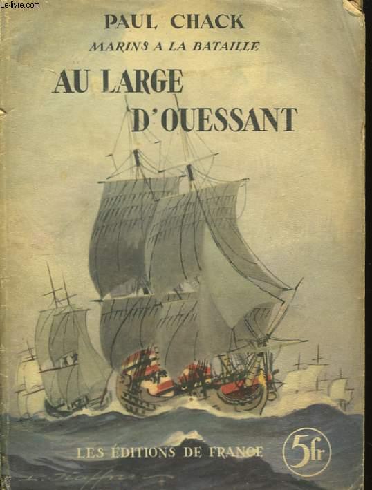 Au large d'Ouessant