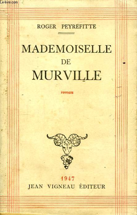 Mademoiselle de Murville.