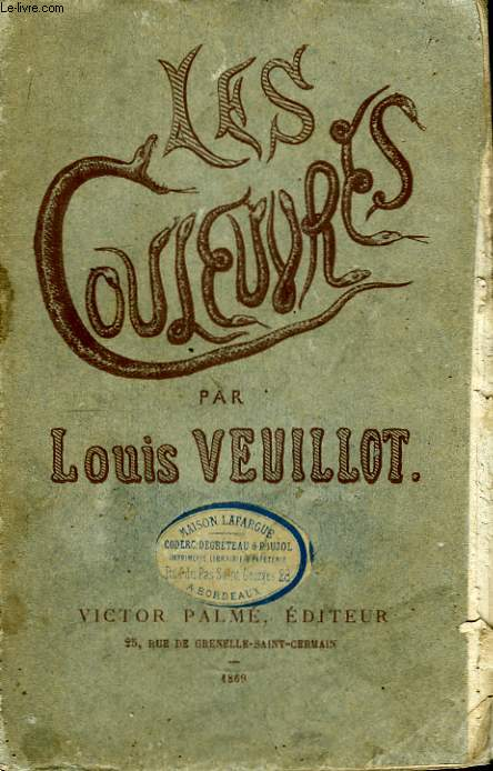 Les Couleuvres.