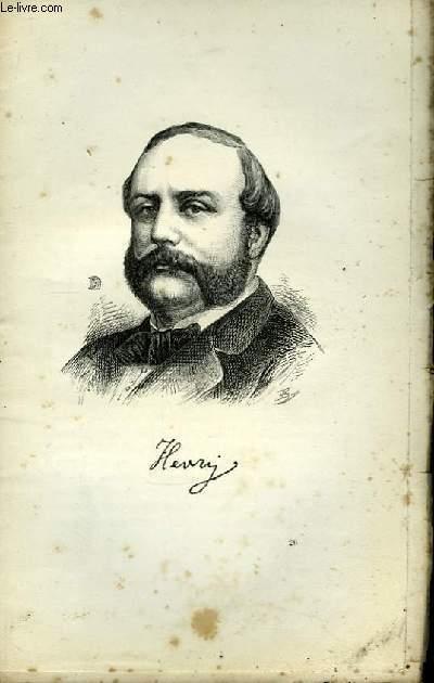Portraits Contemporains. M. Le Comte de Chambord.