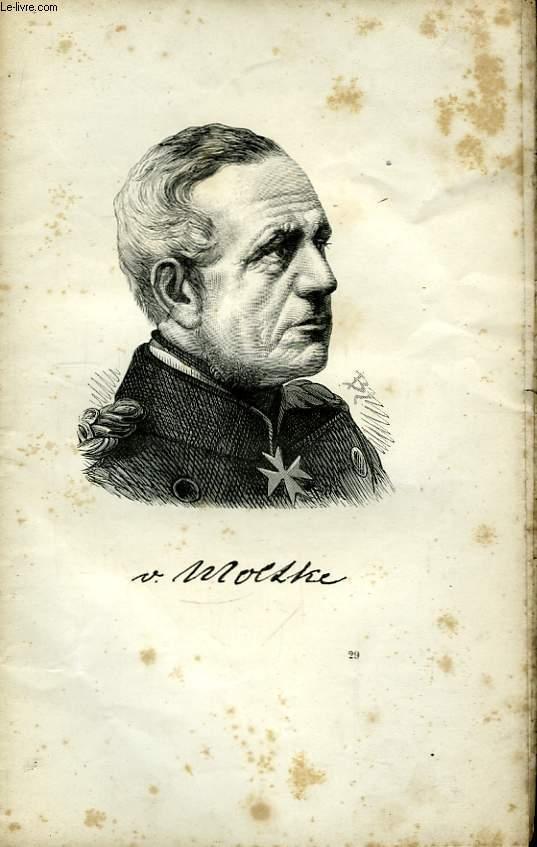 Portraits Contemporains. M. de Moltke