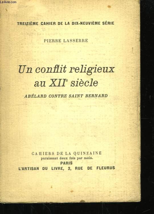 Un conflit religieux au XIIème siècle.