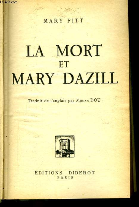 La Mort et Mary Dazill.