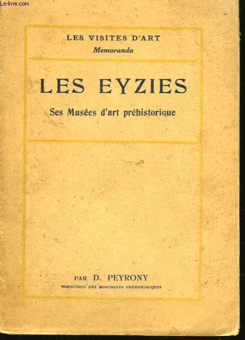 Les Eyzies. Ses musées d'Art préhistorique.