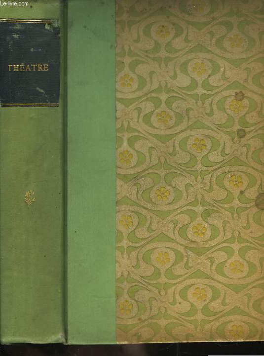 Recueil de Théâtre.