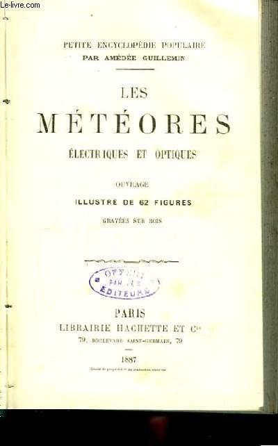 Les Météores électriques et optiques.