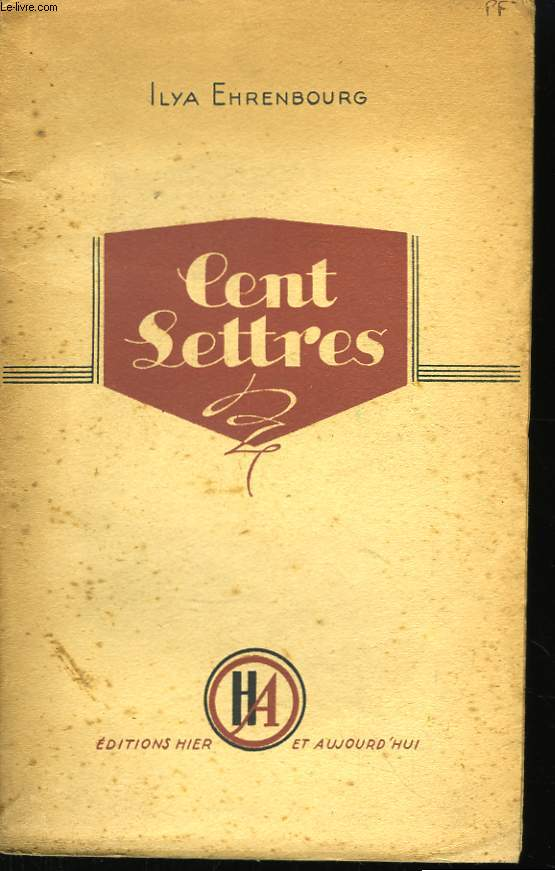 Cent lettres.