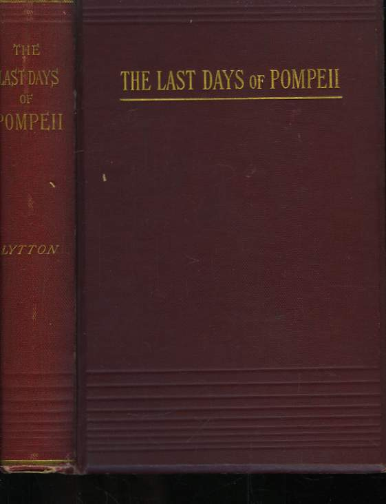 The Last Days of Pompeii.