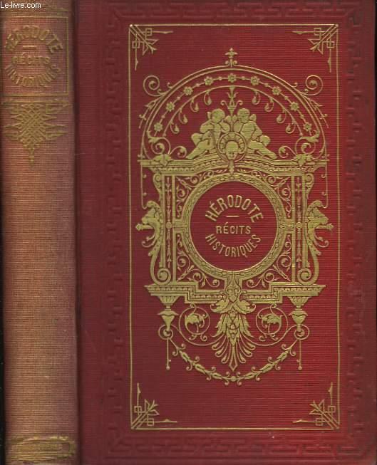 Récits Historique d'Hérodote.