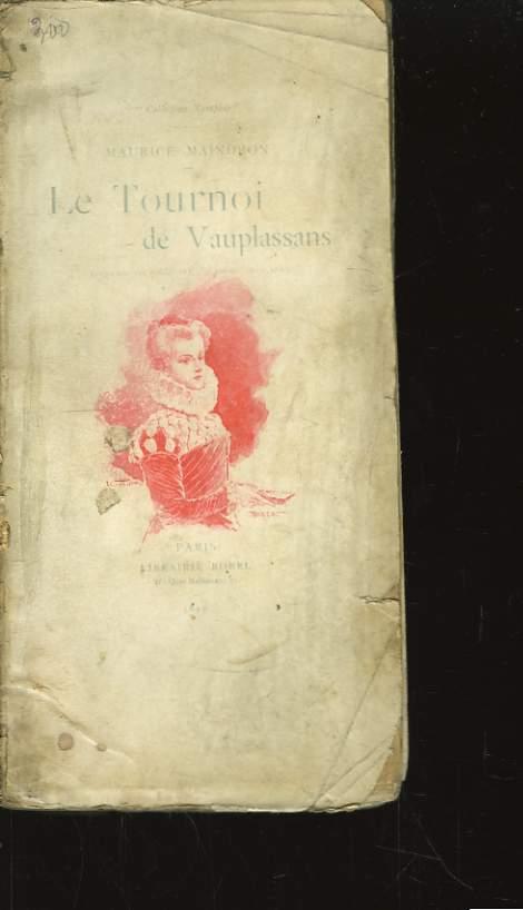 Le Tournoi de Vauplassans