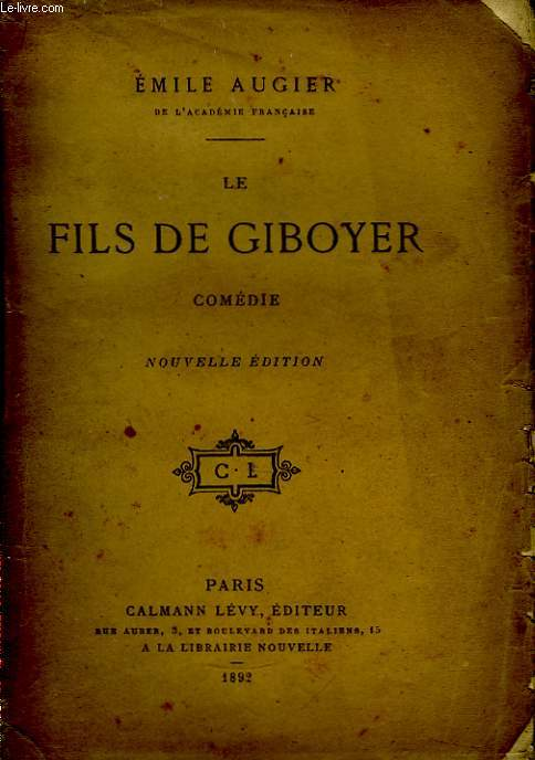 Le Fils de Giboyer.
