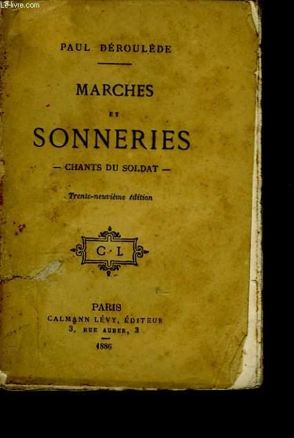 Marches et Sonneries.