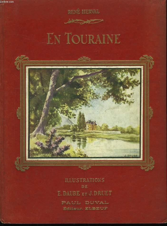 En Touraine.