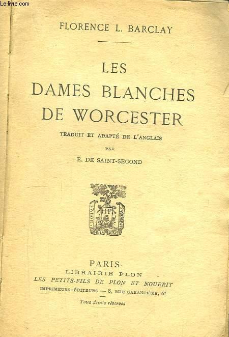 Les Dames blanches de Worcester.