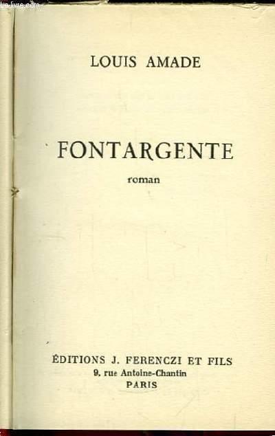 Fontargente