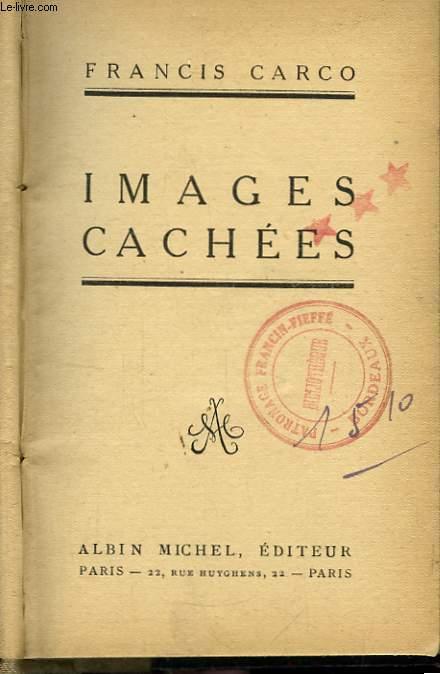 Images cachées.