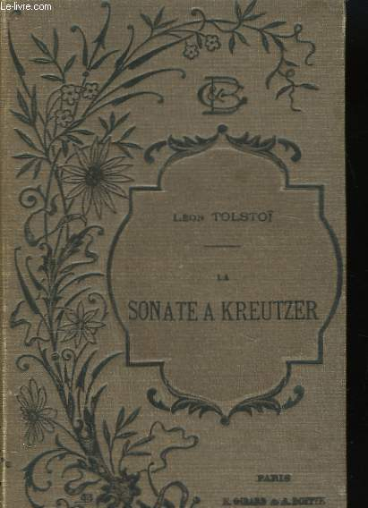 Sonate à Kreutzer.