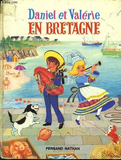 Daniel et Valérie en Bretagne.