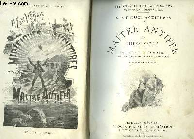 Mirifiques aventures de Maitre Antifer.
