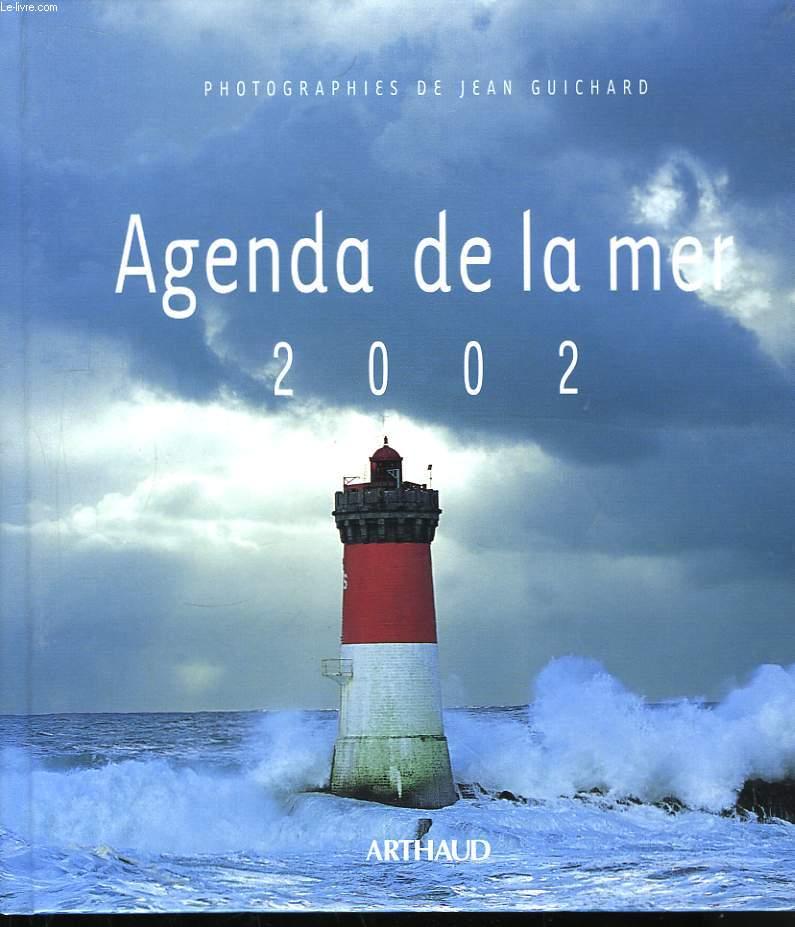 Agenda de la mer.