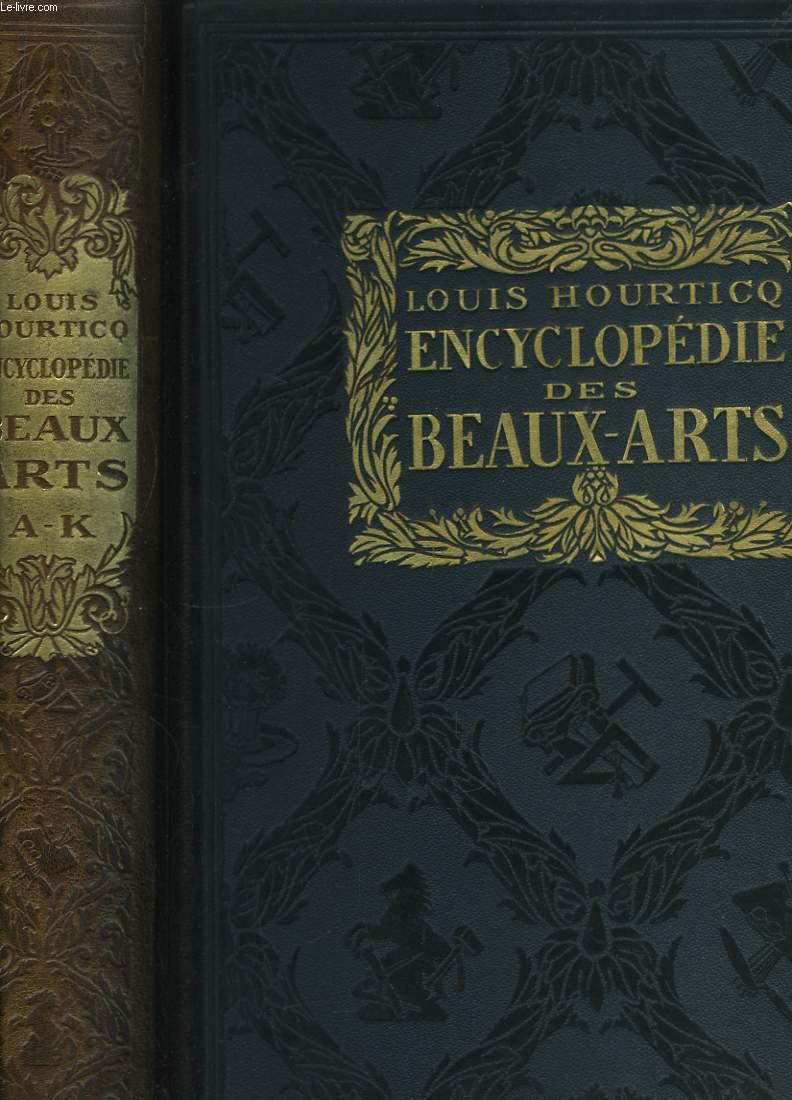 Encyclopédie des Beaux-Arts, Architecture, Sculpture, Peinture, Arts Décoratifs. En 2 TOMES