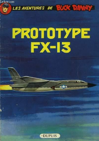 Prototype FX-13