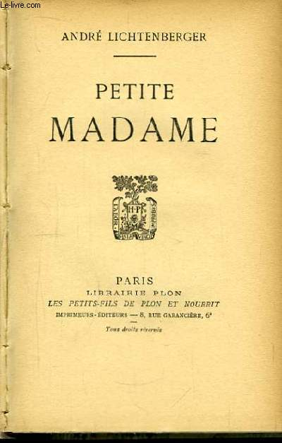 Petite Madame