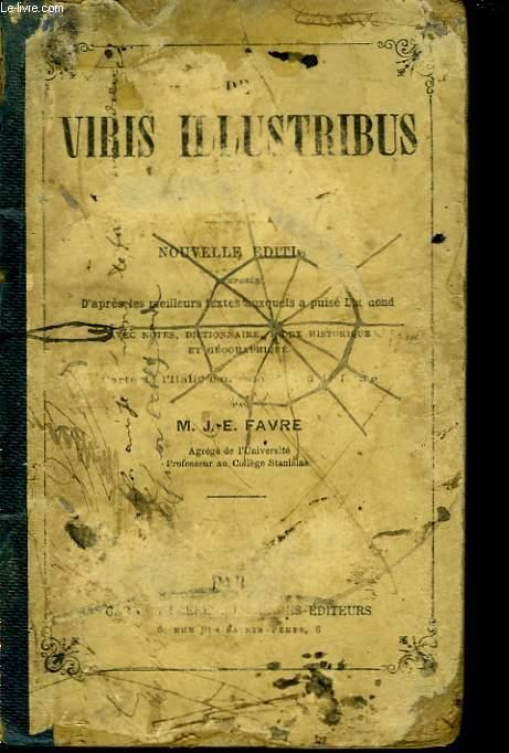 De Viris Illustribus Urbis Romae, a Romulo ad Augustum.