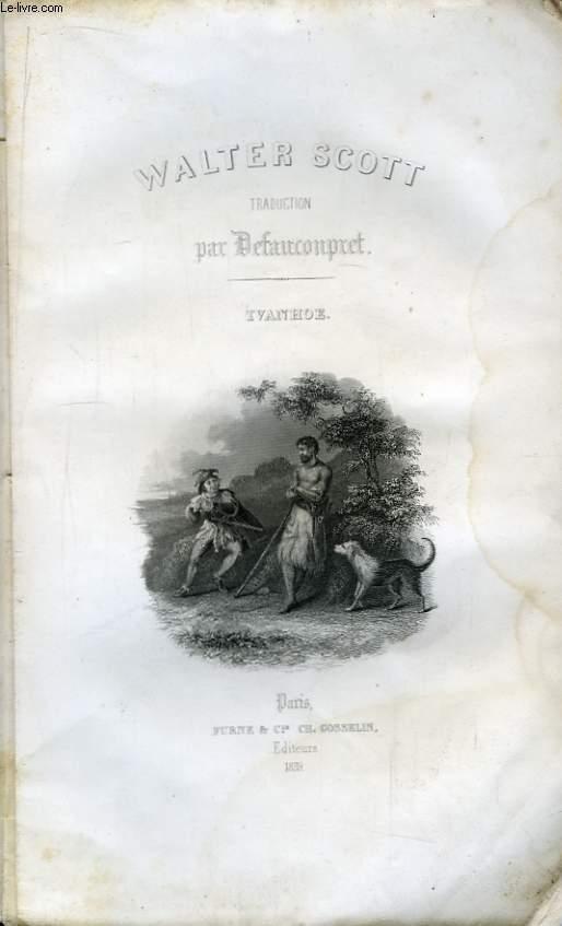 Oeuvres de Walter Scott. TOME 8 : Ivanhoé